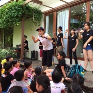 Summer music camp 2015
