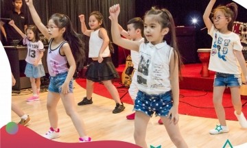 Tuyển sinh lớp nhảy freestyle tháng 9