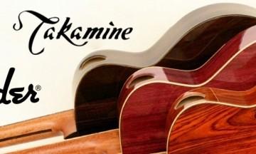 Các thương hiệu đàn Guitar quốc tế phổ biến tại Việt Nam