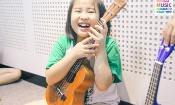 Khoá Học Ukulele Cơ Bản Young Beat School Of Muisc