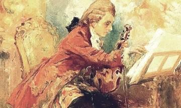 Chuyện kể về thiên tài âm nhạc Mozart