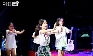 Nhảy Hiện Đại Dành Cho Trẻ Em Tại Young Beat School Of Music