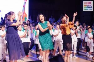 Cô Mỹ Linh mở trại hè âm nhạc quốc tế tại Việt Nam