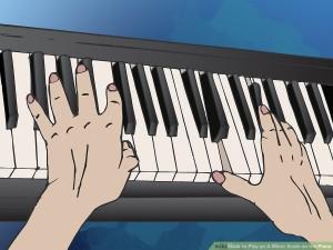 Xây dựng quy tắc nhớ nốt Piano đơn giản khi mới bắt đầu học