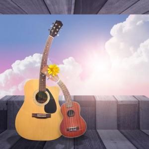 Sự khác nhau giữa đàn Guitar và đàn Ukulele