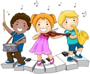 Trí thông minh âm nhạc của trẻ nhỏ