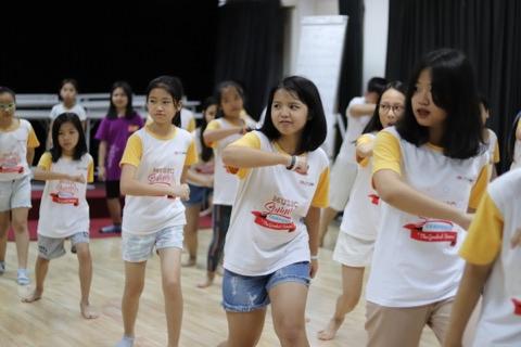 Những lợi ích không ngờ khi cho trẻ em học nhảy hiện đại