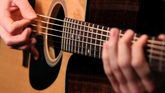 Học đàn guitar: Các hợp âm cần biết