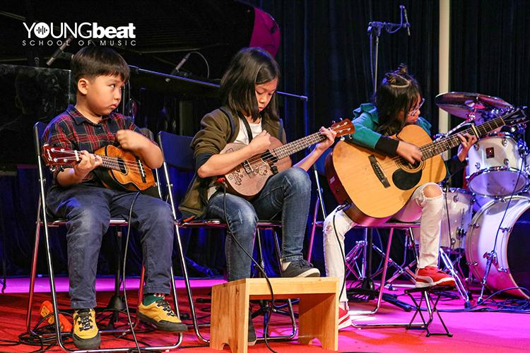 Phát Triển Tư Duy Âm Nhạc Cho Bé Tại Young Beat - Tặng Voucher 2.000.000đ Trại Hè Âm Nhạc