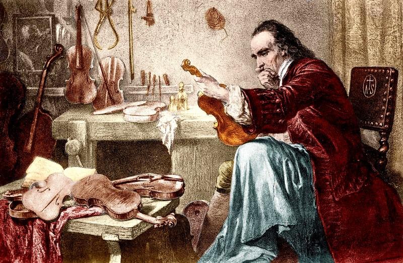 Lịch sử ra đời của đàn Violin
