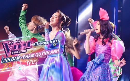 Linh Đan - cô học viên nhút nhát ngày nào đã giành giải Nhì cuộc thi Giọng hát Việt nhí