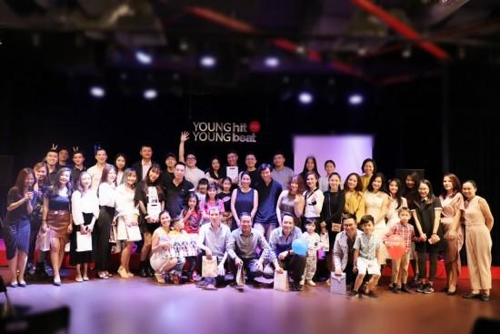 Tri ân thầy cô tại Young Beat nhân ngày nhà giáo Việt Nam 20/11