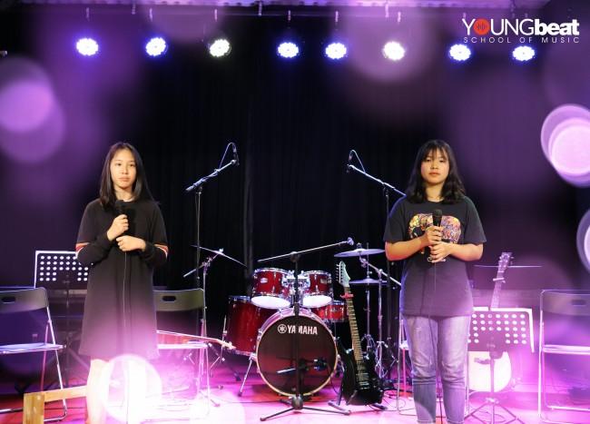 Biểu diễn báo cáo lần thứ 64 Young Beat Trung Hòa