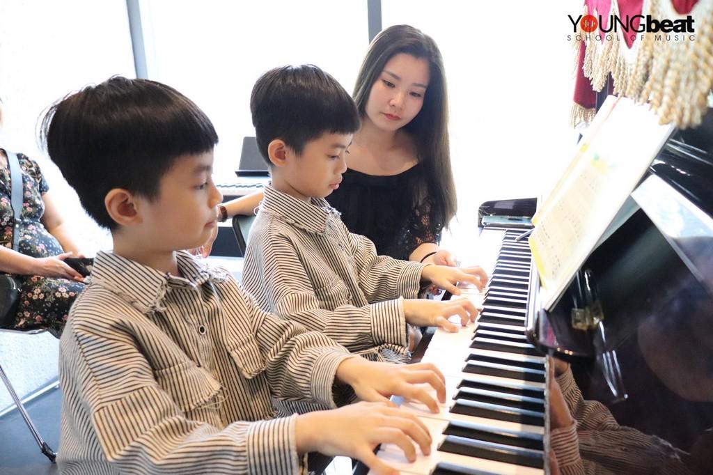 Trẻ nên học nhạc từ mấy tuổi để phát triển tốt nhất tiềm năng âm nhạc của con?