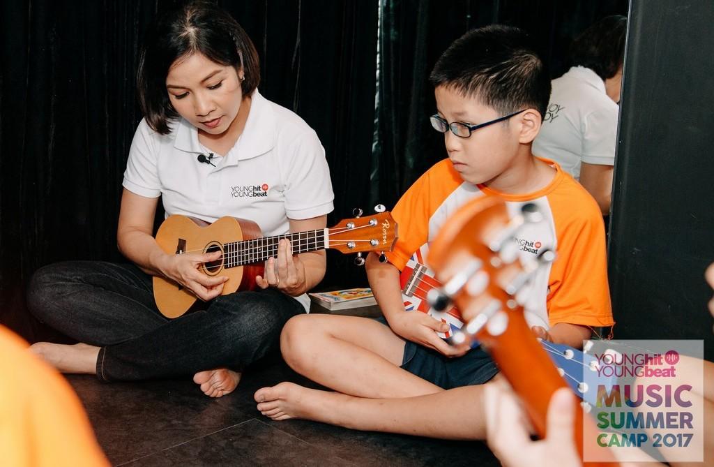 Trường dạy nhạc Young Beat