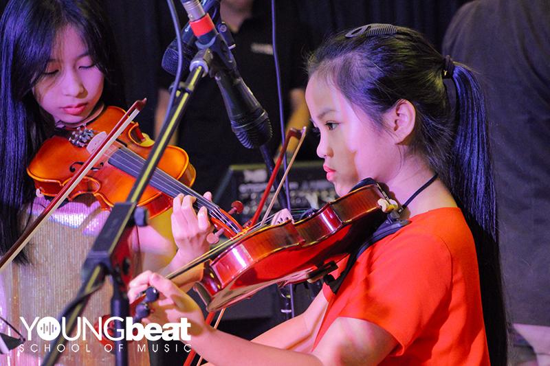 Khóa Học Violin Tại Hà Nội Young Beat School Of Music Học âm Nhạc Young Beat
